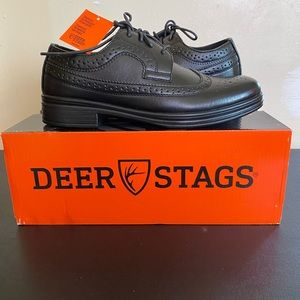 BRAND NEW: Deer Stags dress shoes
